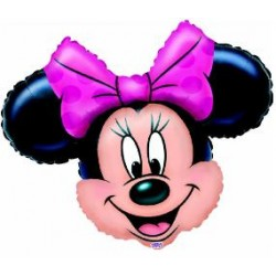 Ballon 28 po - Minnie