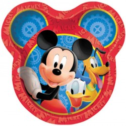 Assiette 9po  Mickey Mouse Disney