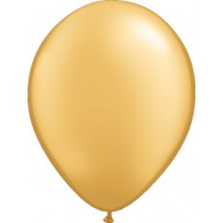 Ballon latex 5 po OR  / sac de 100