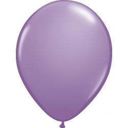 Ballon latex 11 po Lilas / sac de 100