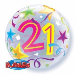 Ballon Bubble 22 po - 21